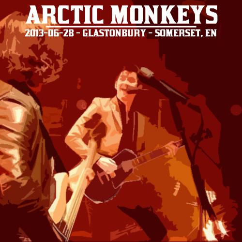 Arctic monkeys glastonbury somerset en live 2013 320kbps mp3