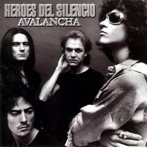 Mundial Héroes del Silencio: Avalancha (1995) Avalancha