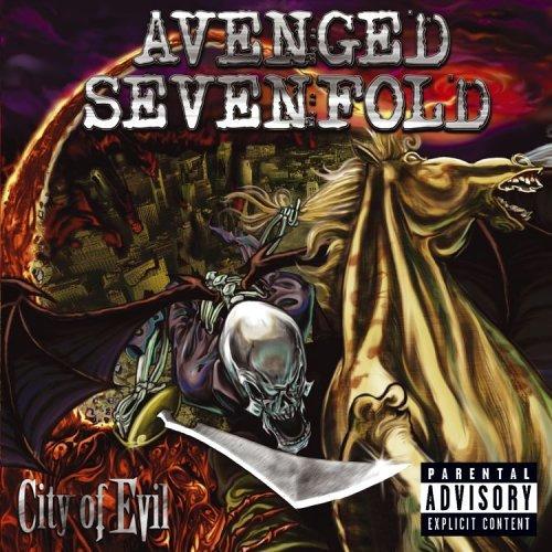 ¿Qué os parecen Avenged Sevenfold? - Página 4 City+of+evil