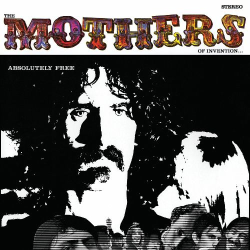 Frank Zappa - Absolutely Free (1967) 256kbps