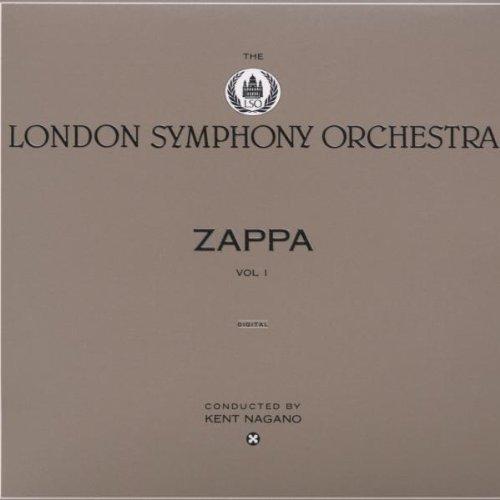 Frank Zappa - London Symphony Orchestra, Vol. I (1983) 256kbps