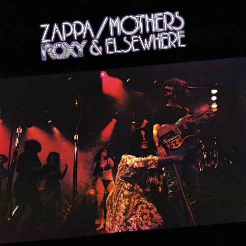 Frank Zappa - Roxy & Elsewhere