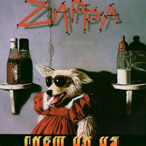 Frank Zappa - Them or Us (1984) 320kbps