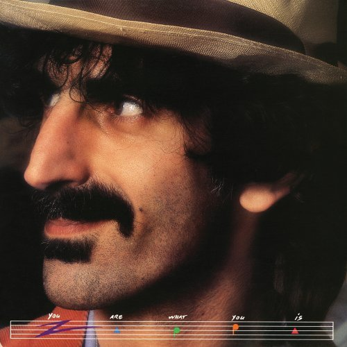 Frank Zappa - You Are What You Is (1981) 256kbps