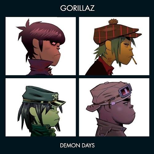 Resultado de imagen de demon days gorillaz