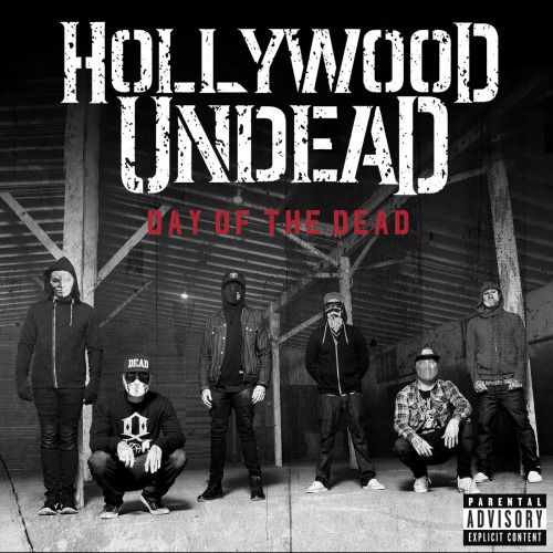 Hollywood Undead - Day of the Dead (Deluxe Edition)