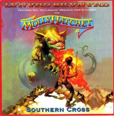 Lynyrd Skynyrd - Southern Cross Live (Lynyrd Skynyrd & Molly