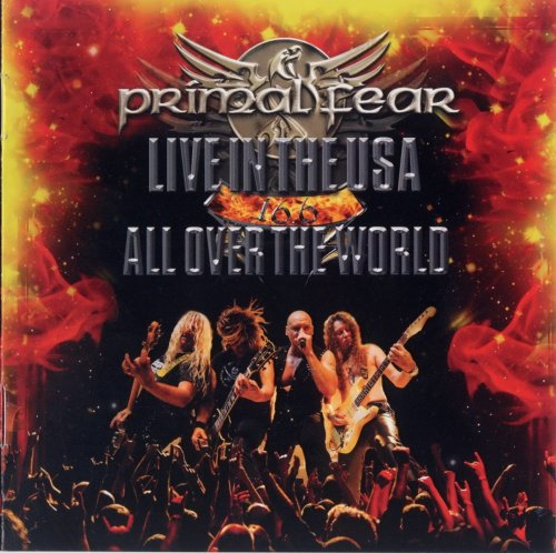 Primal Fear - 16.6 - Live in the USA - All Over the World