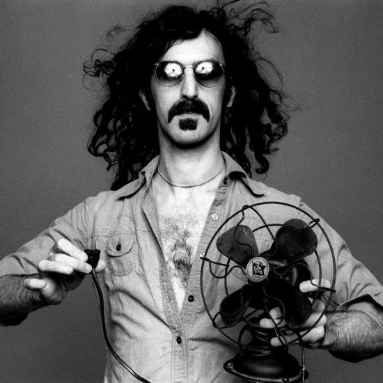 Discografía de Frank Zappa